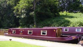 Country Craft Dog Friendly Narrow Boat Hire Monmouthshire pets welcome